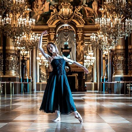 Ballerina – Paris Garnier Opera