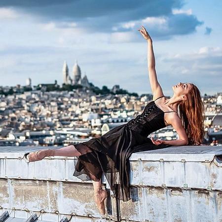 Ballerina – Paris