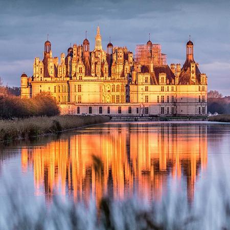 Chambord Castle – France