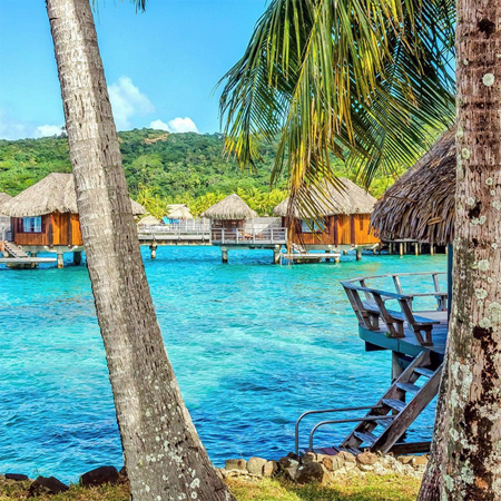 InterContinental Bora Bora Resort – French Polynesia