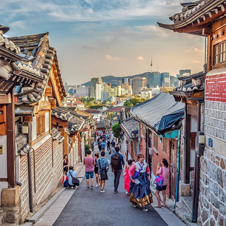 Seoul – South Korea