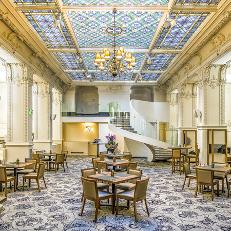 Nemzeti Hotel – Budapest