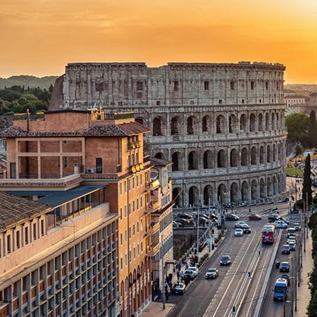 Mercure Hotel – Rome