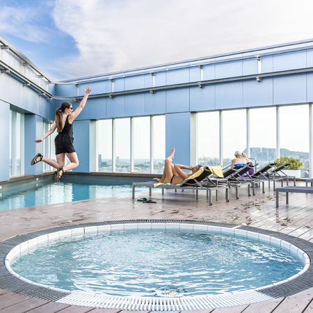 Novotel Hotel – Barcelona