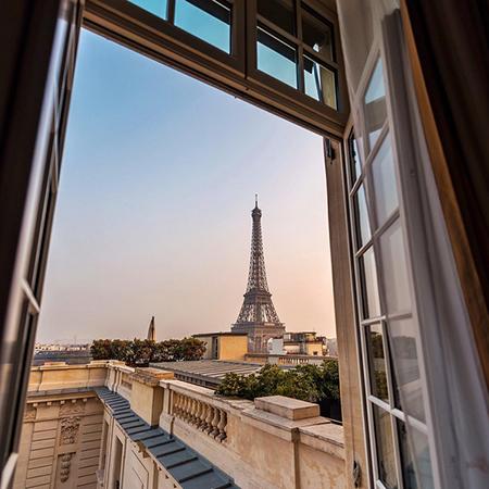 Shangri-La Hotel – Paris