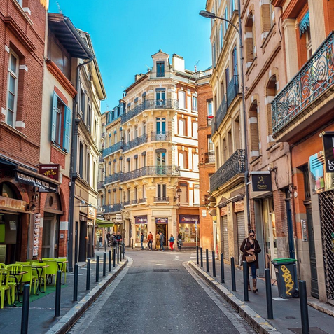 Toulouse – France